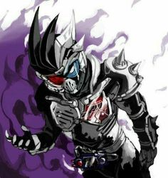 Kamen Rider Genm  Zombie Gamer Level X