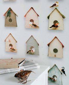 Birdhouse   Studio Ditte   Designers   Papier peint des années 70
