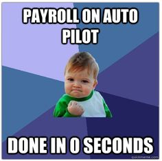 Let us put your payroll on autopilot