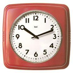 Retro Square Clock