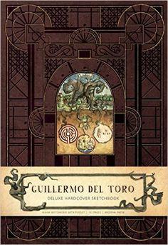 Guillermo del Toro Deluxe Hardcover Sketchbook: Guillermo del Toro: 9781608874378: Amazon.com: Books