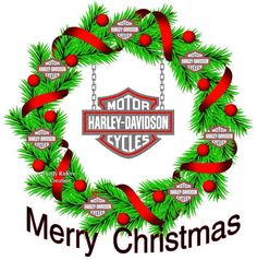 I knew you would love this! Merry Christmas To You, Christmas Quotes, Christmas Art, Christmas Humor, Holiday Quote, Christmas Ideas, Harley Davidson Quotes, Harley Davidson Wallpaper, Motor Harley Davidson Cycles