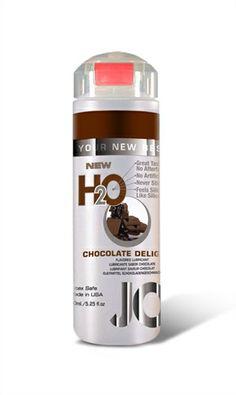 JO 5 OZ H2O - CHOCOLATE $15.00