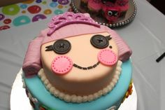 lalaloosy cupcake ideas | TRENDS: Lalaloopsy Parties on Catch My Party | Catch My Party