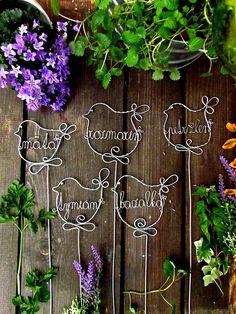 Dekorácie - bylinka pre zdravie - 4975941_