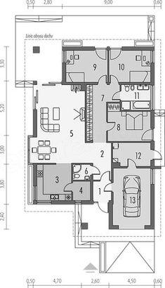 Italian Farmhouse Decor, Italian Home Decor, Rustic Italian, Bungalow House Design, Tuscan House, Tiny House, House Plans, Sweet Home, Floor Plans