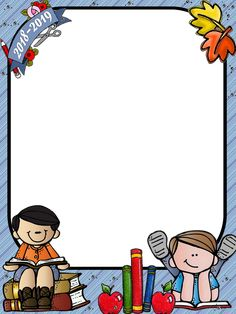 Frame Border Design, Page Borders Design, Science Lab Decorations, Picture Borders, School Border, Kindergarten Portfolio, Classroom Charts, Boarders And Frames, School Frame