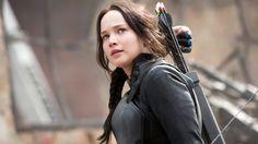 Jennifer Lawrence as Katniss Everdeen Wallpapers HD Wallpapers