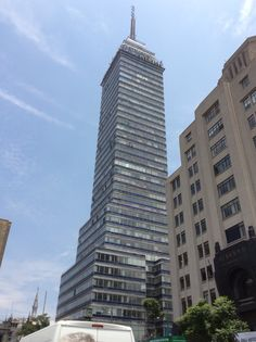 Latinoamerican Tower (180 m.), Mexico City, Mexico