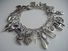 the mortal instruments charm bracelet