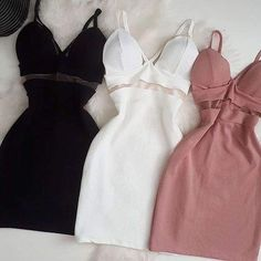 outfits with bralettes Teen Fashion Outfits, Mode Outfits, Sexy Outfits, Trendy Outfits, Dress Outfits, Summer Outfits, Style Fashion, Fashion Beauty, Hoco Dresses
