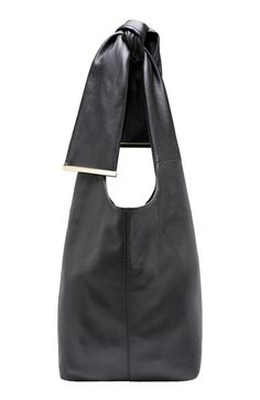 MARNI 'Tangle' Leather Shoulder Bag. #marni #bags #shoulder bags #leather