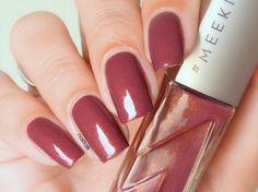 Meeki Beauty Lab - Bright Pearl & Russet Brown - nailtalk.nl