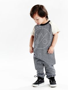 My favourite baby's look from Mainio SS15