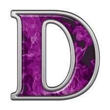 The Letter - D
