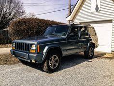'98 Jeep XJ Cherokee Classic
