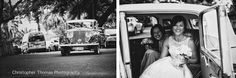 Josh and Janine - Brisbane Wedding Photographer - Christopher Thomas Photography Photographer Wedding, Wedding Photography, Wedding Cars, Two Daughters, Brisbane, Coast, Bridesmaid, Weddings, Blog