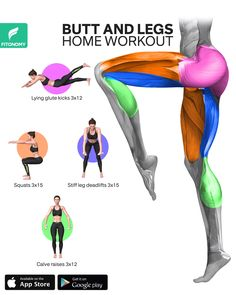 Womens fat tends to first accumulate on their butts and the backs of their thighs. Getting rid of cellulite in your lower body is hard but with the right workouts and commitment, it is possible Full Body Gym Workout, Leg Workout At Home, Gym Workout Videos, Gym Workout For Beginners, Fitness Workout For Women, Fun Workouts, At Home Workouts, Cable Workout, Thigh Exercises