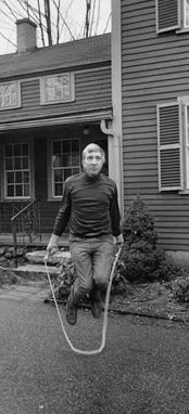 John Updike shows us that writers need to have fun!