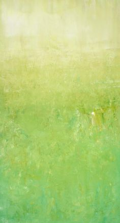 Large Original Abstract Painting Acrylic on Canvas Morning Green 180604 Abstract Landscape Painting, Landscape Paintings, Abstract Paintings, Art Paintings, Abstract Art, Original Paintings, Original Art, Online Galerie, Green Paintings