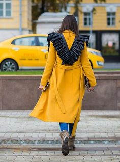 Did you think fashion month was over? Think again. The street style set is in Moscow for Mercedes-Benz Fashion Week Russia. Don't miss our daily updates. Photographed by Style Du Monde.