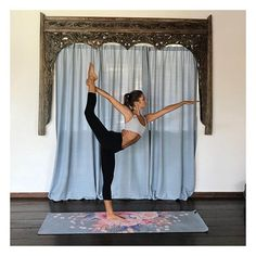 Our new 'Wildflower' yoga mat is vastly becoming our best seller with its beautiful dusty blue background and big blooming roses!