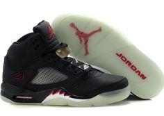 new arrivals 20762 9a4c5 Air Jordan 5 Retro Homme Basket Noir Rouge from Reliable Big Discount! Air  Jordan 5 Retro Homme Basket Noir Rouge and preferably o