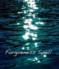 Forgiveness Spell