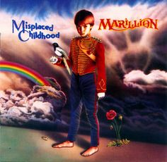 """Marillion """"Misplaced Childhood"""""""