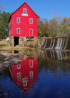 "Starrs Mill, Georgia--Sweet Home Alabama where the ""deep south glass"" scenes were filmed"