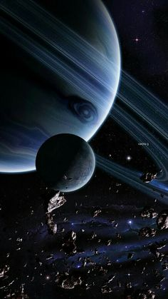 Planets Wallpaper, Wallpaper Space, Galaxy Wallpaper, Space Planets, Space And Astronomy, Galaxy Space, Galaxy Art, Cosmos, Art In The Age