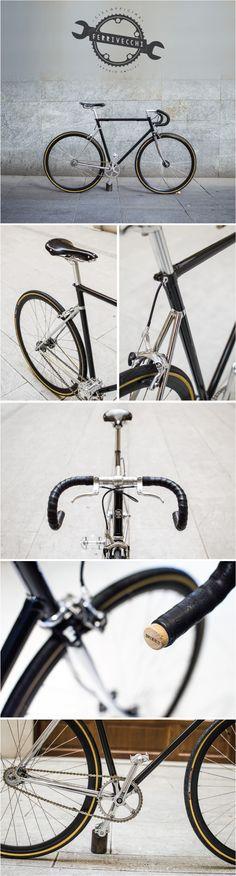 Ferrivecchi - Jazz:  Vintage singlespeed bike