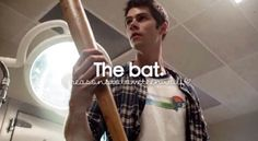 Reasons to love Teen Wolf the bat