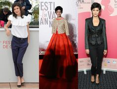 """French Fashion: 12 Modern-Day Muses ToKnow 