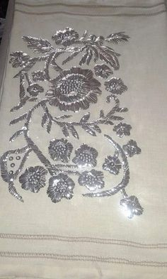 Beaded Embroidery, Hand Embroidery, All Design, Embellishments, Saree, Bridal, Beads, Rugs, Womens Fashion