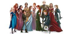 Game of Thrones: Um seriado de mulheres fortes