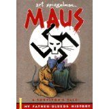 Maus - Art Spiegelman created a graphic novel that illustrates his father's experience and ultimate survival of the holocaust. Maus Art Spiegelman, Good Books, Books To Read, My Books, Teen Books, Los Hermanos Karamazov, Art Roman, Bd Comics, This Is A Book