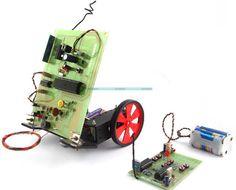 Simple Metal Detector Circuit with Applications #STEM #MAKE #DIY