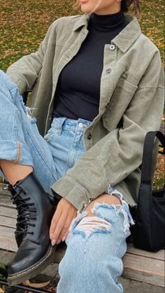 Retro Outfits, Cute Casual Outfits, Vintage Outfits, Teen Fashion Outfits, Stylish Outfits, Grunge Outfits, Simple Outfits, Skater Girl Outfits, Looks Street Style