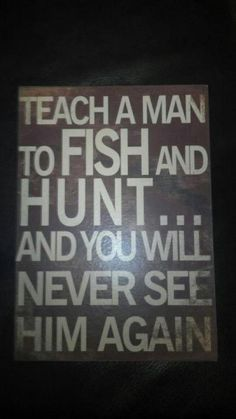 Fish and Hunt- something for dad... wish there was a website for this