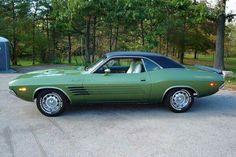 1972 Dodge Challenger 340
