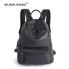 c8c7d7730c276 women backpack school bags for teenagers girls fashion ladies mochila  luxury famous brand designer leather laptop backpacks 2017-in School Bags  from Luggage ...
