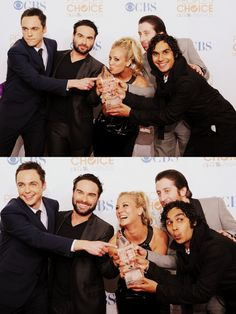 Big Bang cast