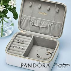 PANDORA has a little something just for you! Receive a FREE jewelry case with your $125 PANDORA purchase! See store for details.