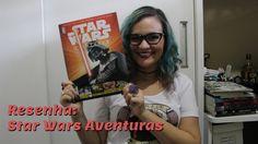 [Resenha] Star Wars Aventuras da Editora Coquetel