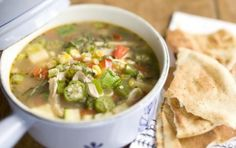 Summer Chicken and Vegetable Soup | Whole Foods Market