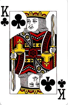 Playing cards: King of Hearts – 5 of Diamonds – King of Clubs | The Card Lover