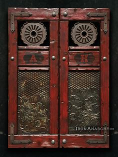 old western swinging saloon doors - Google Search & Saloon Doors by desertdutchman via Flickr | Dream Home ... Pezcame.Com