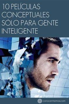 10 películas altamente conceptuales sólo para gente inteligente #mente #autoayuda
