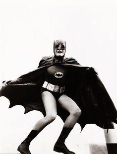 Adam West is his own batman.